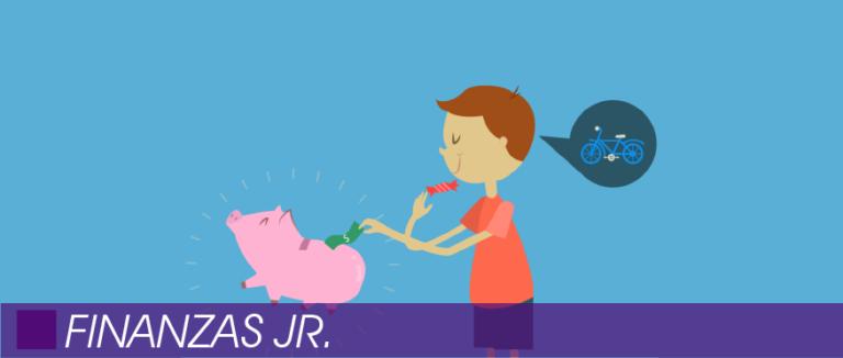 Educación financiera para niños: 9 pasos para lograrlo