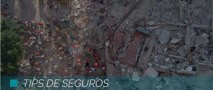 Terremoto en Ciudad de México.