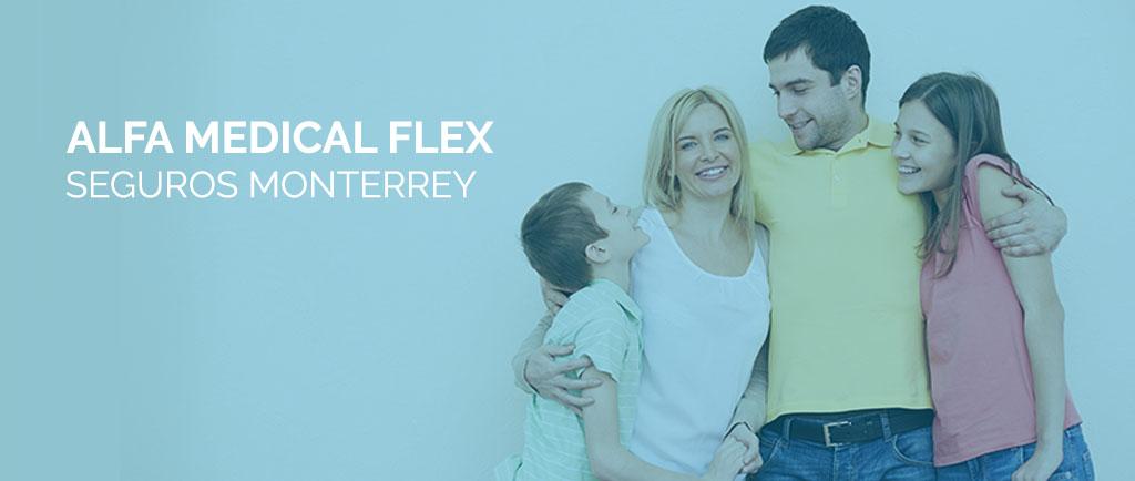 Cuál es el seguro de gastos médicos más económico Alfa Medical Flex