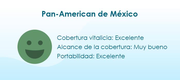 panamerican mexico mejor seguro de gastos medicos mayores
